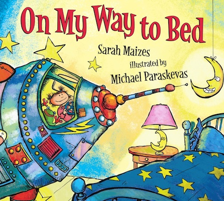 On My Way to Bed (Bloomsbury Children's Books)